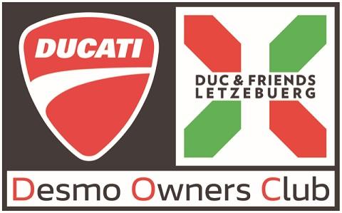 Ducati&Friends Club Lëtzebuerg